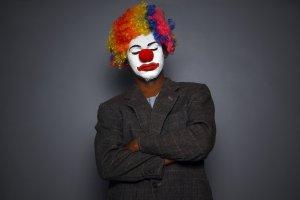 Clownseczeem - het klinkt leuker dan het is