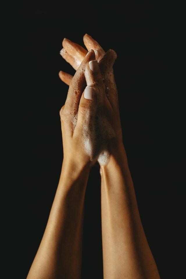 Virus op je handen – handen wassen blijft belangrijk Iconic Elements