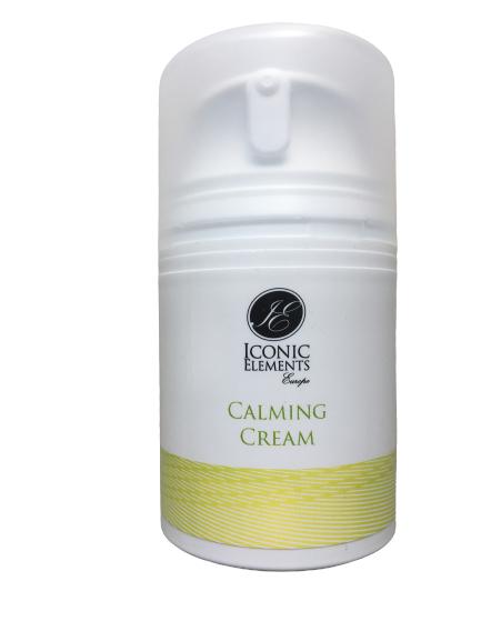 Calming cream iconic elements jeuk galbulten insectensteken rode schilferende huid