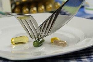 Pigmentvermindering door voedingssupplementen?